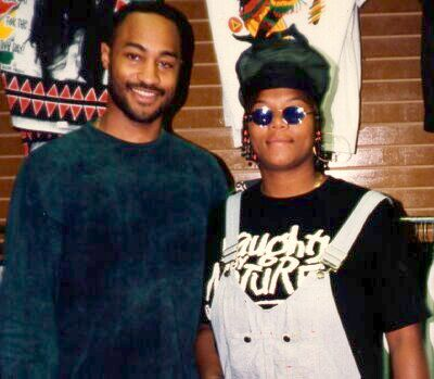 Queen Latifah & Darryl McCray