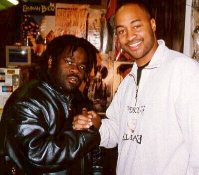 Poet (From the HBO Series OZ) & Darryl McCray